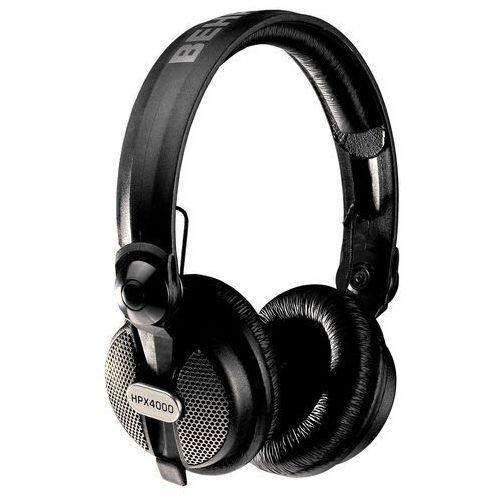 HPX4000 marki Behringer - słuchawki audio