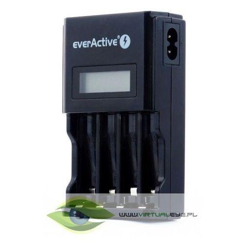 Ładowarka procesorowa everActive NC-450 LCD AA/AAA, 17368 (8642664)
