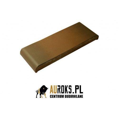 Gołowczyński Kształtka płaska z kapinosem kp30k kolor dąb angoba 305x110x25 mm