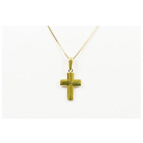 Biżuteria ze złota pr.585 14 karat zawieszka złota zz.a.093.01 marki Saxo