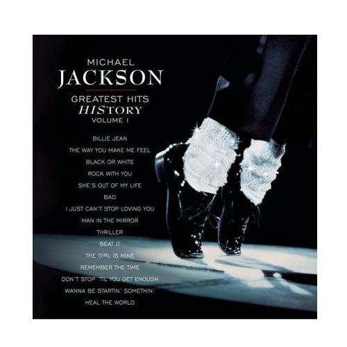 MICHAEL JACKSON - MICHAEL JACKSON GREATEST HITS HISTORY VOLUME I (CD) (5099750186923)