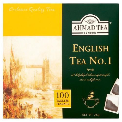 Ahmad tea Herbata eksp. english no.1 b/szn op.100