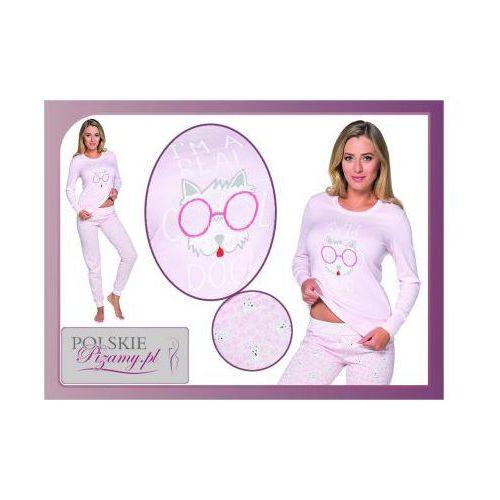 Piżama damska daisy: różowa, Italian fashion