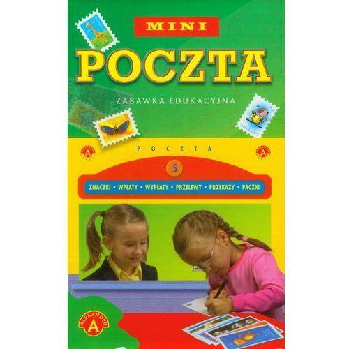Mini poczta. Zabawka edukacyjna, WGALXE0UE012152 (5717681)