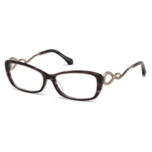 Roberto cavalli Okulary korekcyjne  rc 5010 asciano 050