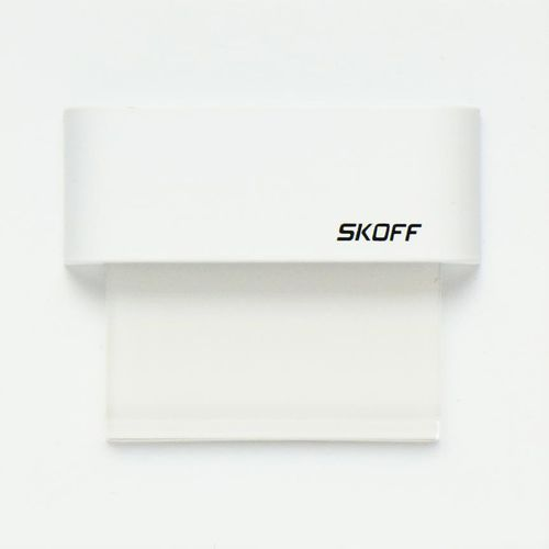 SKOFF Oprawa LED TANGO Biały [obud. Aluminium] W (biały zimny) (5902626650223)