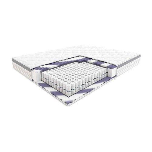 cha-cha – materac kieszeniowy, sprężynowy, rozmiar - 80x200, twardość - h3, pokrowiec - tencel new wyprzedaż, wysyłka gratis marki Hilding