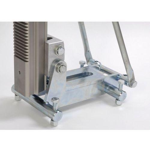 Stojak do wiertnicy Tyrolit DRU/DRA 250 [Ø250mm], Model - DRA 250 z kategorii Pozostałe akcesoria do narzędzi