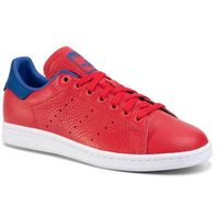 Buty adidas - Stan Smith FV3266 Scarle/Scarle/Royal, kolor czerwony