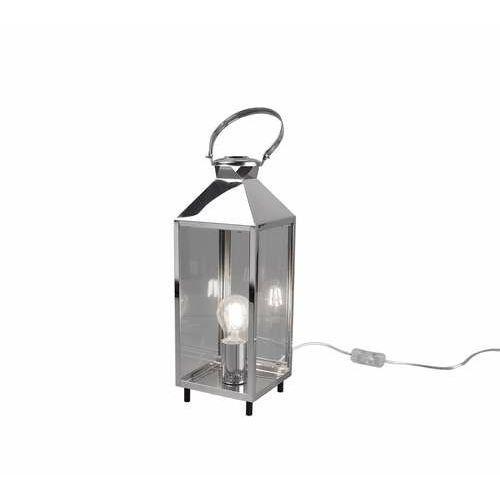 Trio rl farola r50541006 lampa stołowa lampka 1x40w e27 chromowana (4017807459418)