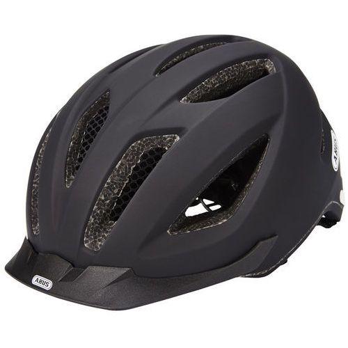 Abus pedelec kask rowerowy czarny 56-62 cm 2018 kaski miejskie i trekkingowe