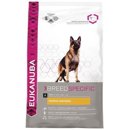 EUKANUBA dog GERMAN SHEPHERD - 12kg