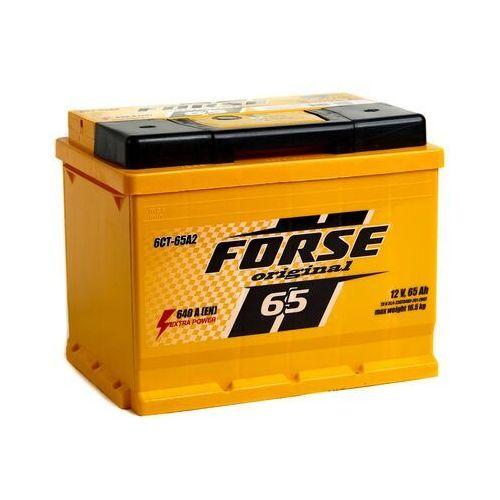 Forse Akumulator 65ah/640a