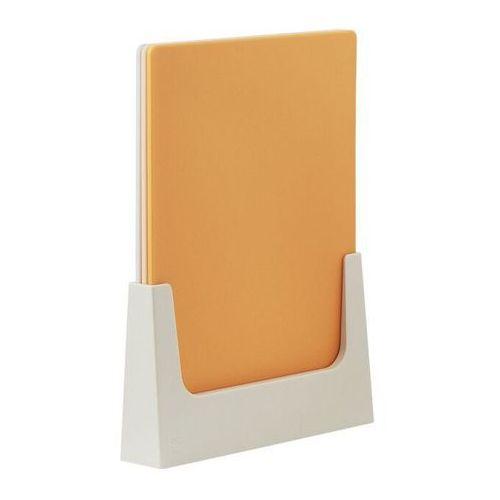 Zestaw desek do krojenia na podstawie Rig-Tig Chop-It pomarańczowy, Z00048-1-X
