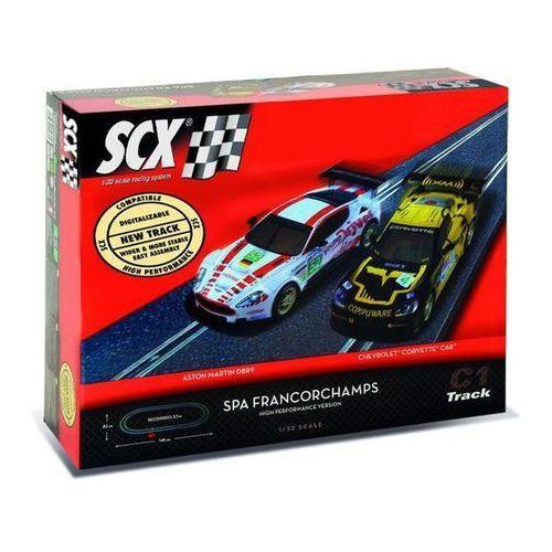 Tor scx - spa francorchamps - 3,5 metra marki Scx - tory wyścigowe i modele rc