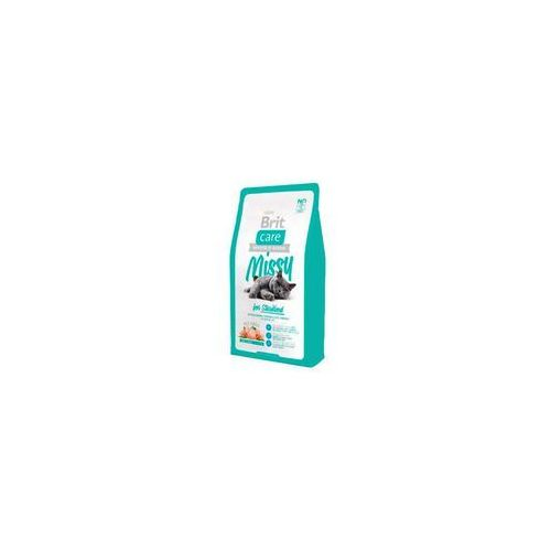 Brit Care Cat New Missy For Sterilised Chicken & Rice 400g (8595602505746)