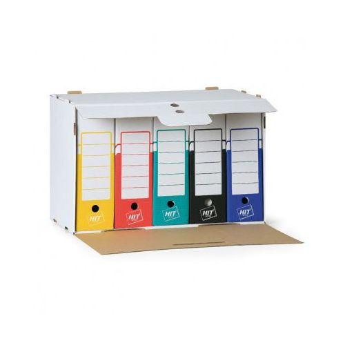 Pudło archiwizacyjne color marki Hit office