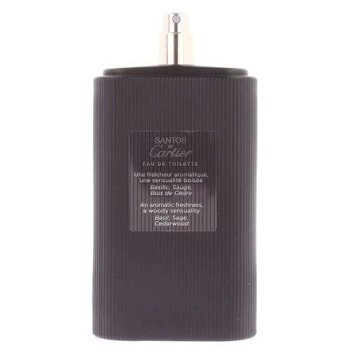 Cartier Santos de Cartier 100ml M Woda toaletowa Tester (3432240009579)