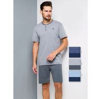 Piżama 518 XL c.melange Regina