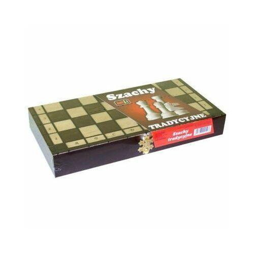 Promatek Szachy drewniane tradycyjne (5901738560109)