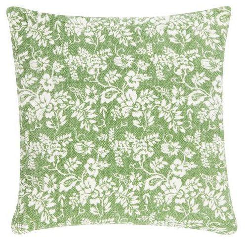 Poduszka Flower Garden 45x45 - zielony, d2-6021