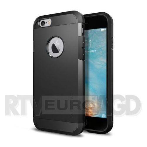 SPIGEN SGP Tough Armor Black do iPhone 6/6S (TOUGH ARMOR BLACK IP6) Darmowy odbiór w 21 miastach! (8809404219498)