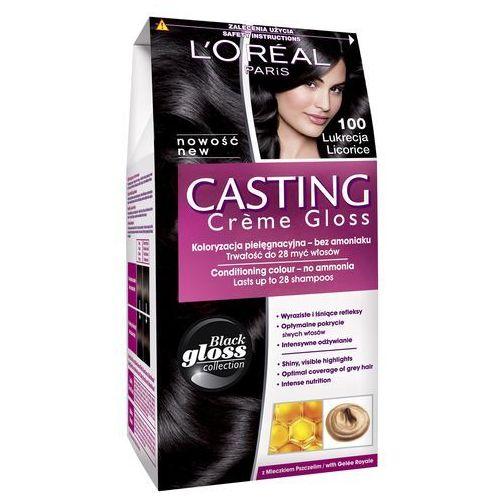 L'oreal casting creme gloss - farba do włosów 100 lukrecja marki L'oreal paris