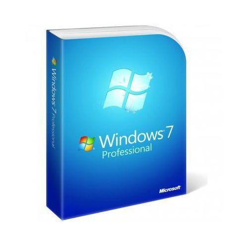Microsoft Windows 7 Pro PL 32/64
