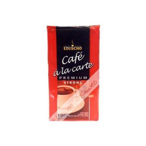 Eduscho cafe a la carte premium strong - kawa mielona 500 g od producenta Tchibo