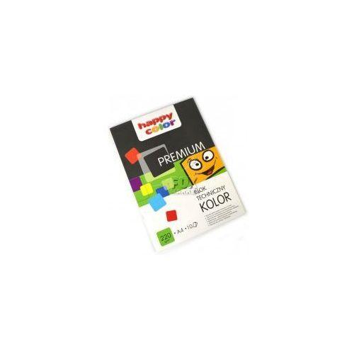 Staedtler Blok techniczny kolor a4 happy color premium 220g