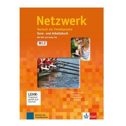 Netzwerk in Teilbanden: Kurs- Und Arbeitsbuch B1 - Teil 2 MIT 2 Audio Cds Und (9783126050050)