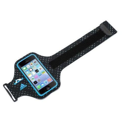 ADIDAS ARMBAND IPHONE 5S/SE BLACK/BLUE - sprawdź w wybranym sklepie