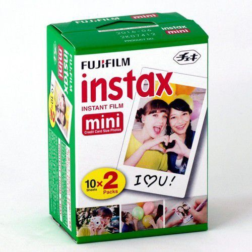 Fujifilm instax mini 20 szt. (4902520279385)