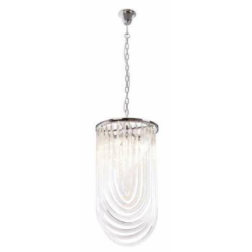 Maxlight Plaza P0287 lampa wisząca zwis 3x40W E14 chrom (5903351002820)