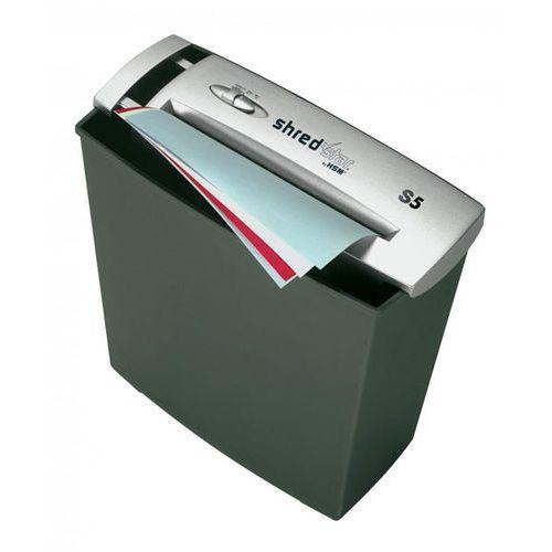HSM ShredStar S5. Najniższe ceny, najlepsze promocje w sklepach, opinie.