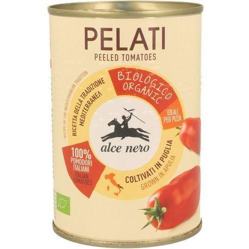 Alce nero Pomidory pelati bez skóry w puszce 400g - (8009004809468)