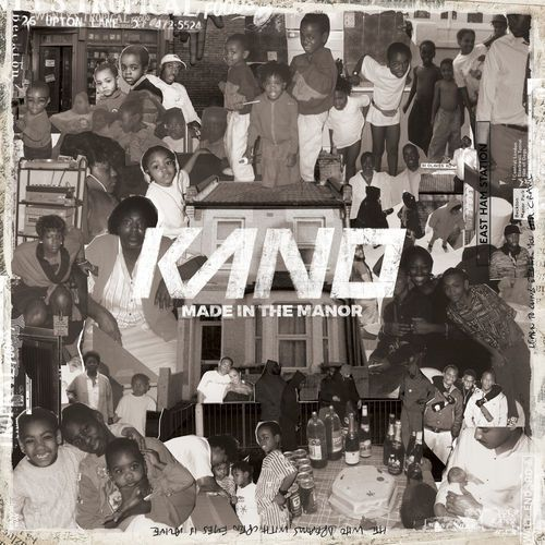 Made In The Manor (Digipack) (CD) - Kano