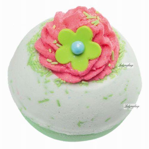 Bomb cosmetics apple and raspberry swirl - musująca kula do kąpieli