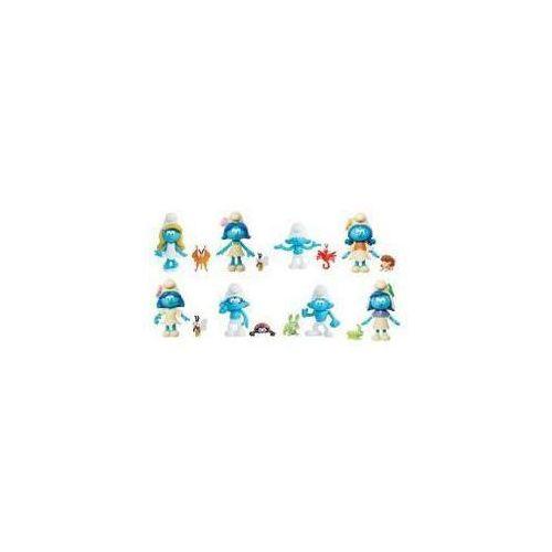 Jakks pacific Smerfy figurka + zwierzątko różne rodzaje (0039897292786)