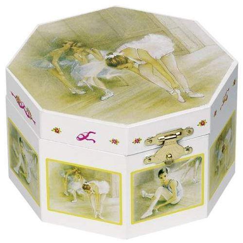 Cause colour the world Pozytywka szkatułka dla dzieci baletnica ii