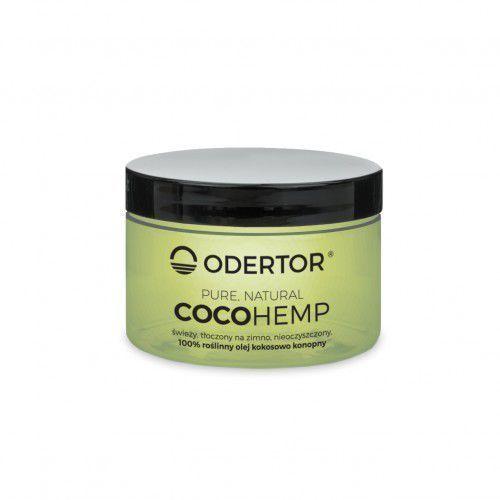 Odertor manufaktura Olej kokosowo-konopny 200 ml - wegańskie