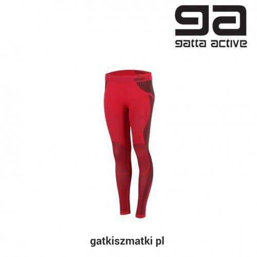 Legginsy termoaktywne damskie thermo basic gama marki Gatta active