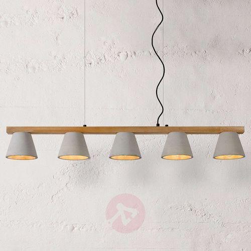 Lucide possio lampa wisząca fioletowy, 5-punktowe - dworek - obszar wewnętrzny - possio - czas dostawy: od 4-8 dni roboczych (5411212030726)