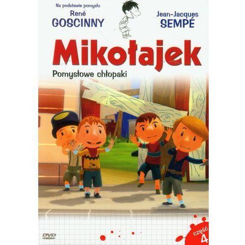 Mikołajek Pomysłowe Chłopaki Cz. 4 (film)