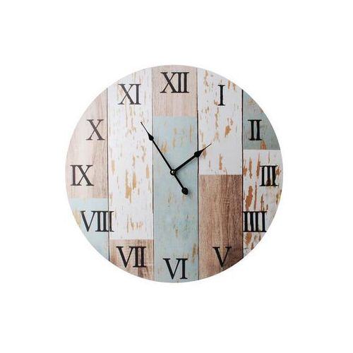 Mondex Duży zegar do zawieszenia ścienny 60 cm retro