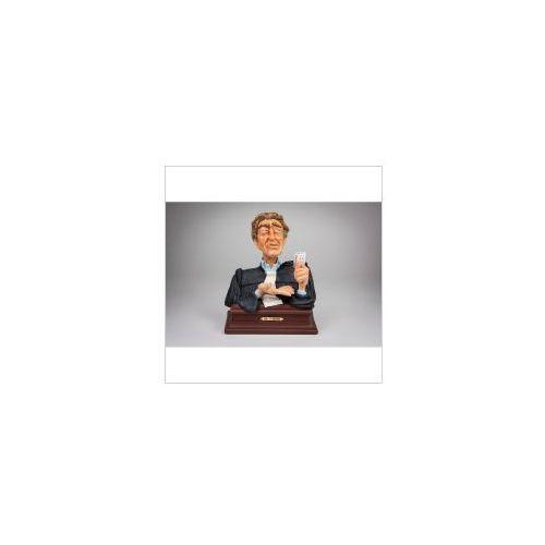 Guilermo forchino Popiersie prawnika - materiał dowodowy - (fo85706)