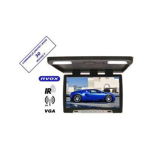 "NVOX RF2289 BL Monitor podwieszany podsufitowy LCD 22"" cale LED VGA IR FM 12/24V (5909182415358)"