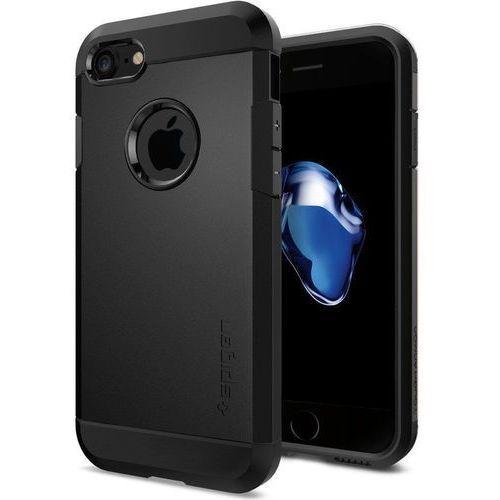 Spigen tough armor 042cs20491 iphone 7 (czarny) - produkt w magazynie - szybka wysyłka!