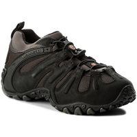 Merrell Trekkingi - chameleon ii stretch j559599 black/brown