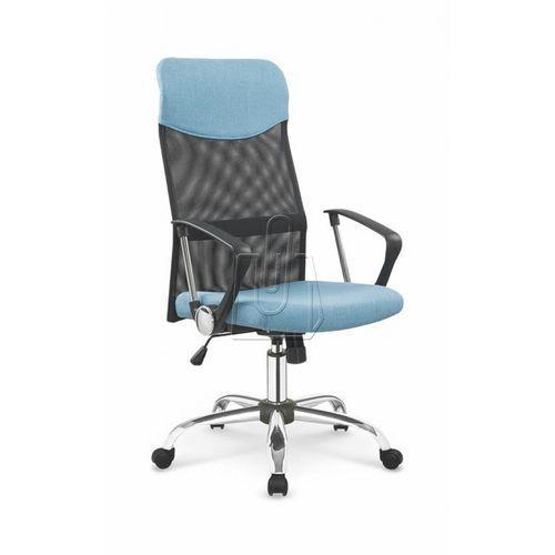 Halmar Fotel pracowniczy vire 2 niebieski - gwarancja bezpiecznych zakupów - wysyłka 24h